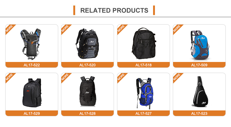 Custom fashion design waterproof business slim laptop backpack