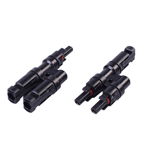 MC4 T durable Cable Solar Connector for Solar System