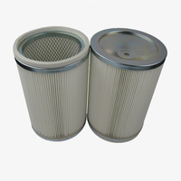 Direct factory Air purifier hepa air filters cylindrical air filter