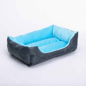 Luxury Foldable Plush Waterproof Dog Bed
