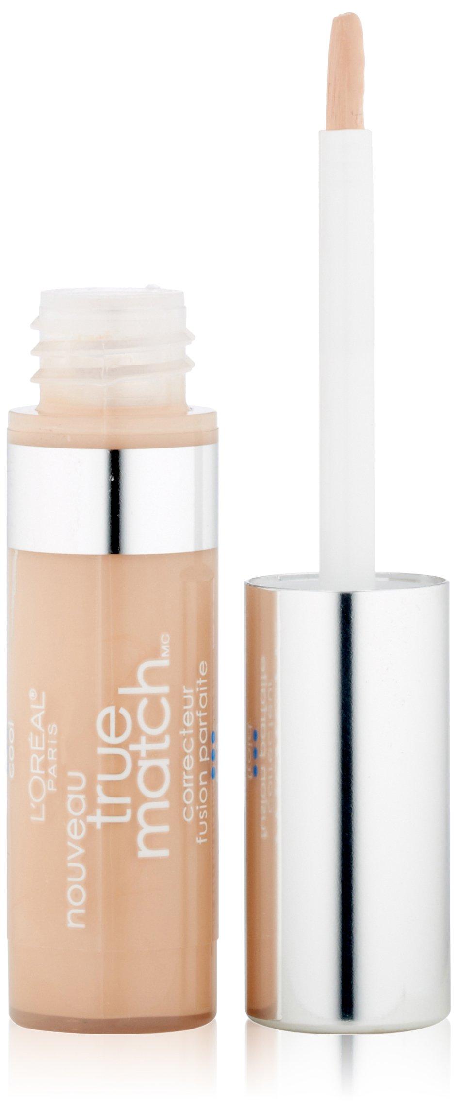 L'Oréal Paris True Match Super-Blendable Concealer, Fair/Light Cool, 0.17 fl. oz.