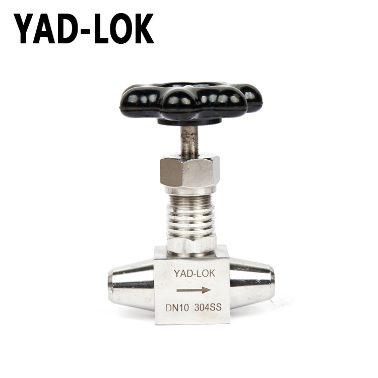YAD-LOK OEM Kustom Stainless Steel Power Station Needle Valve
