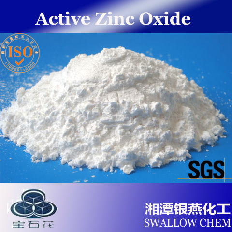 indirect zinc oxide powder 99.7% used for thin film