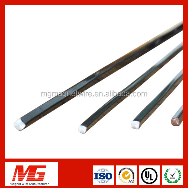 China 5mm triple insulated enameled aluminum insulation magnet wire factory