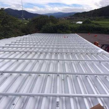 Solar Panel Roof Mounting Structure,solar pv mounting structure