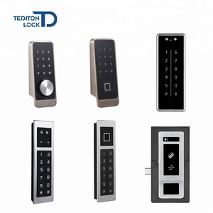 Electronic RFID Magnetic Swipe Card keypad Cabinet Locker Door Locks for school locker