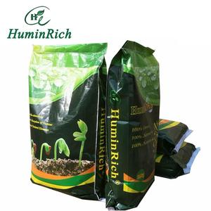 """HuminRich"" Potassium Humate Factory/99.7% Soluble Super Potassium Humic Fulvic Acid Concentrate From Leonardite"