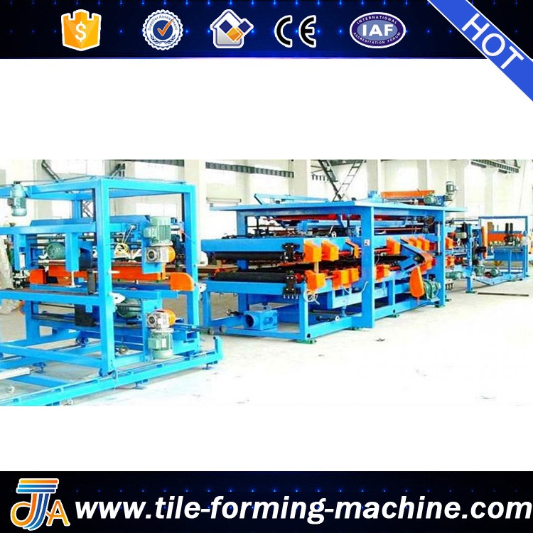 xps construction foaming board extrusion line by bello lin
