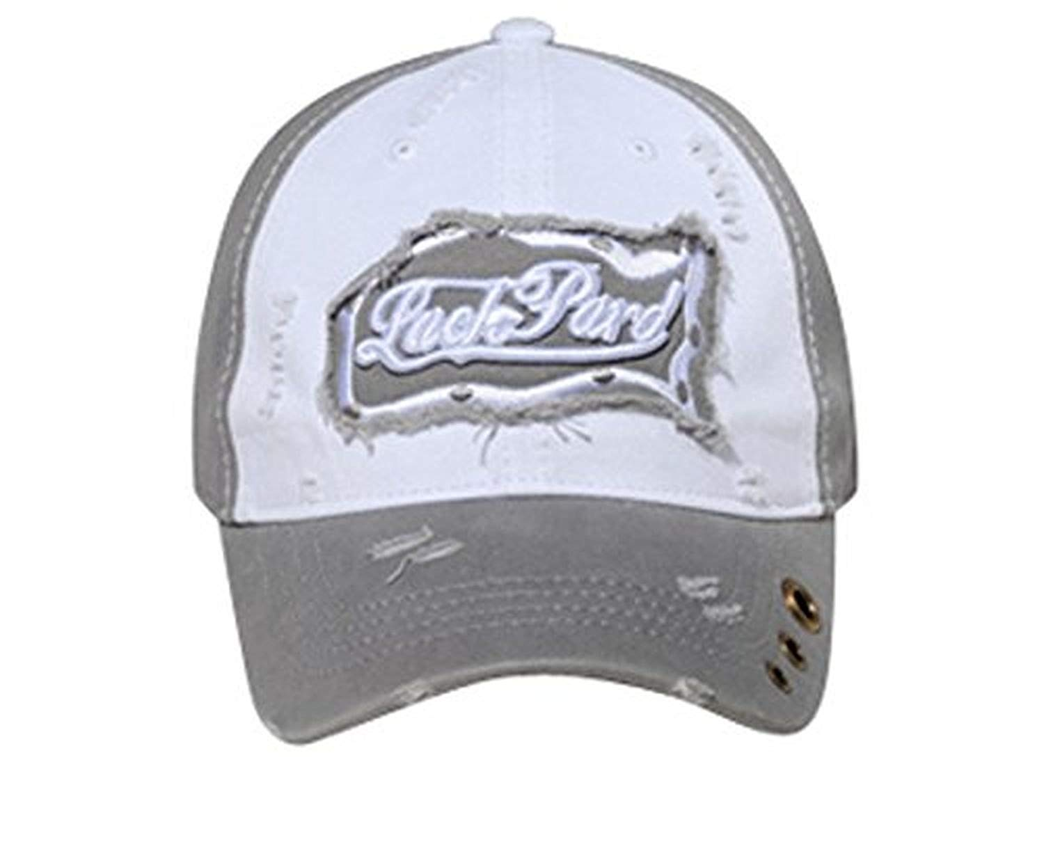 3b10e54bdc3 Get Quotations · Hats   Caps Shop 3D Lackpard on Distressed Patch Cap - By  TheTargetBuys