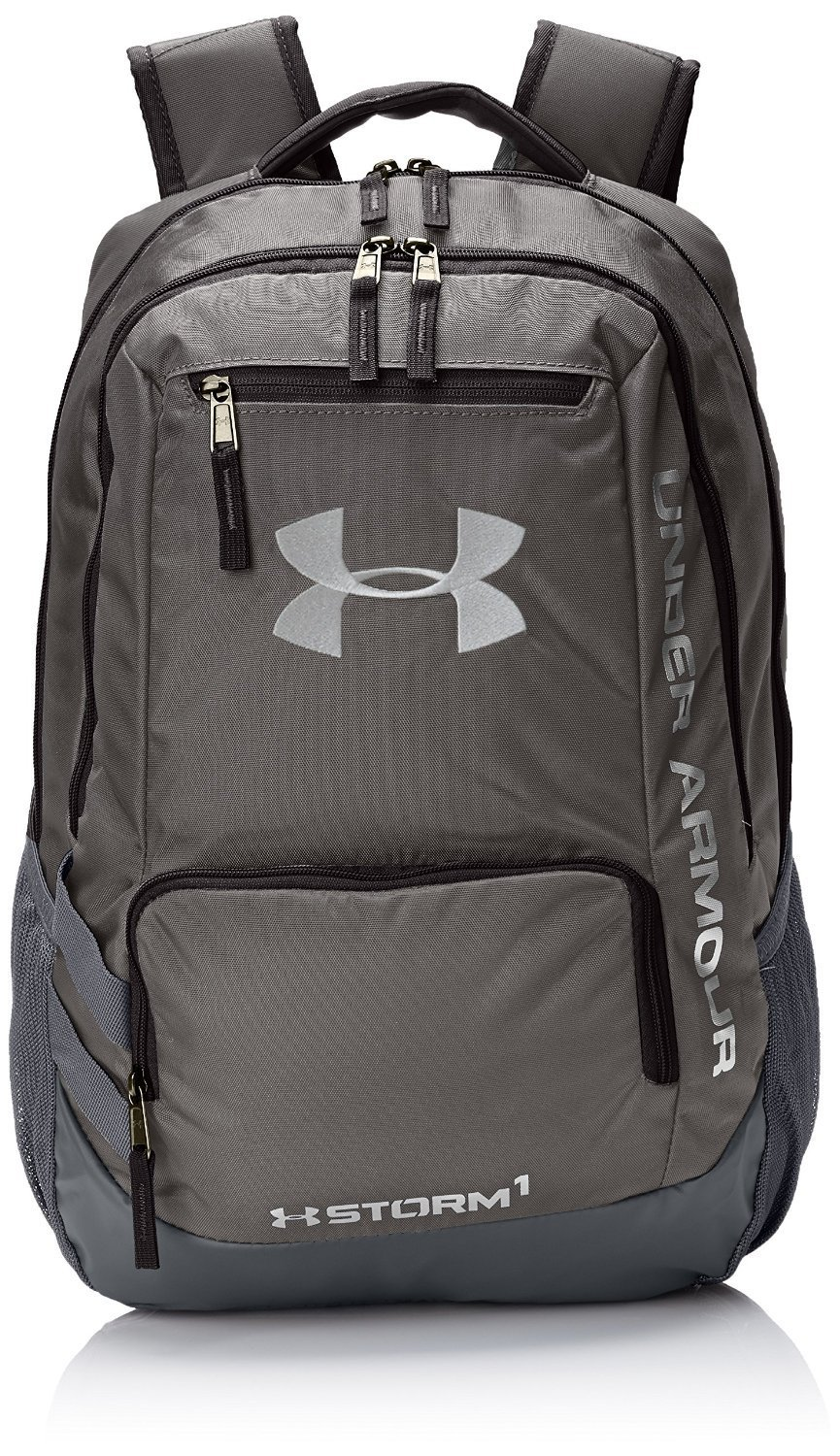 380f1aa5df29 Buy Under Armour Hustle II Premium Backpack - Graphite in Cheap ...