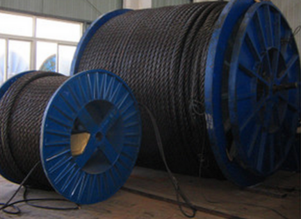 Professional manufacturer stock steel wire rope for crane