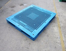 Double sides big 1500x1500 plastic pallet reversible