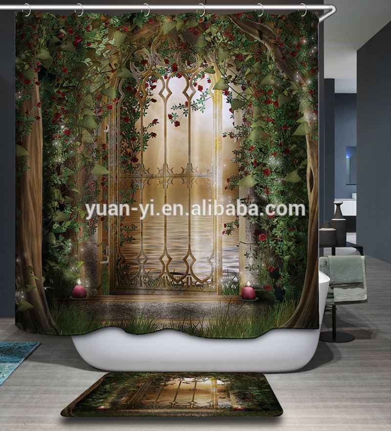 kids cartoon curtains