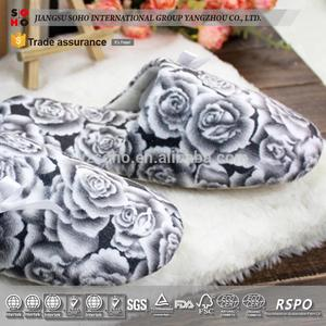 2017 frozen slipper lobster indoor slipper for winter