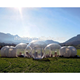 Transparent inflatable camping hiking hotel/inflatable bubble hotel tent/Outdoor inflatable bubble rest room
