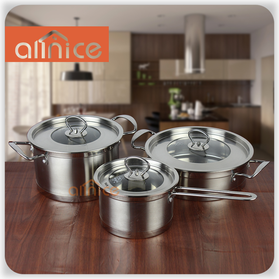 Stainless Steel First Horse Cookware Set, Stainless Steel First ...