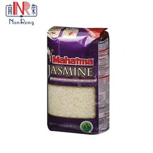 5kg 10kg Organic Rice Cooking Empty Packaging Bag Price OEM ECO Material Malaysia Doypack Carry Vacuum Rice Plastic Bag