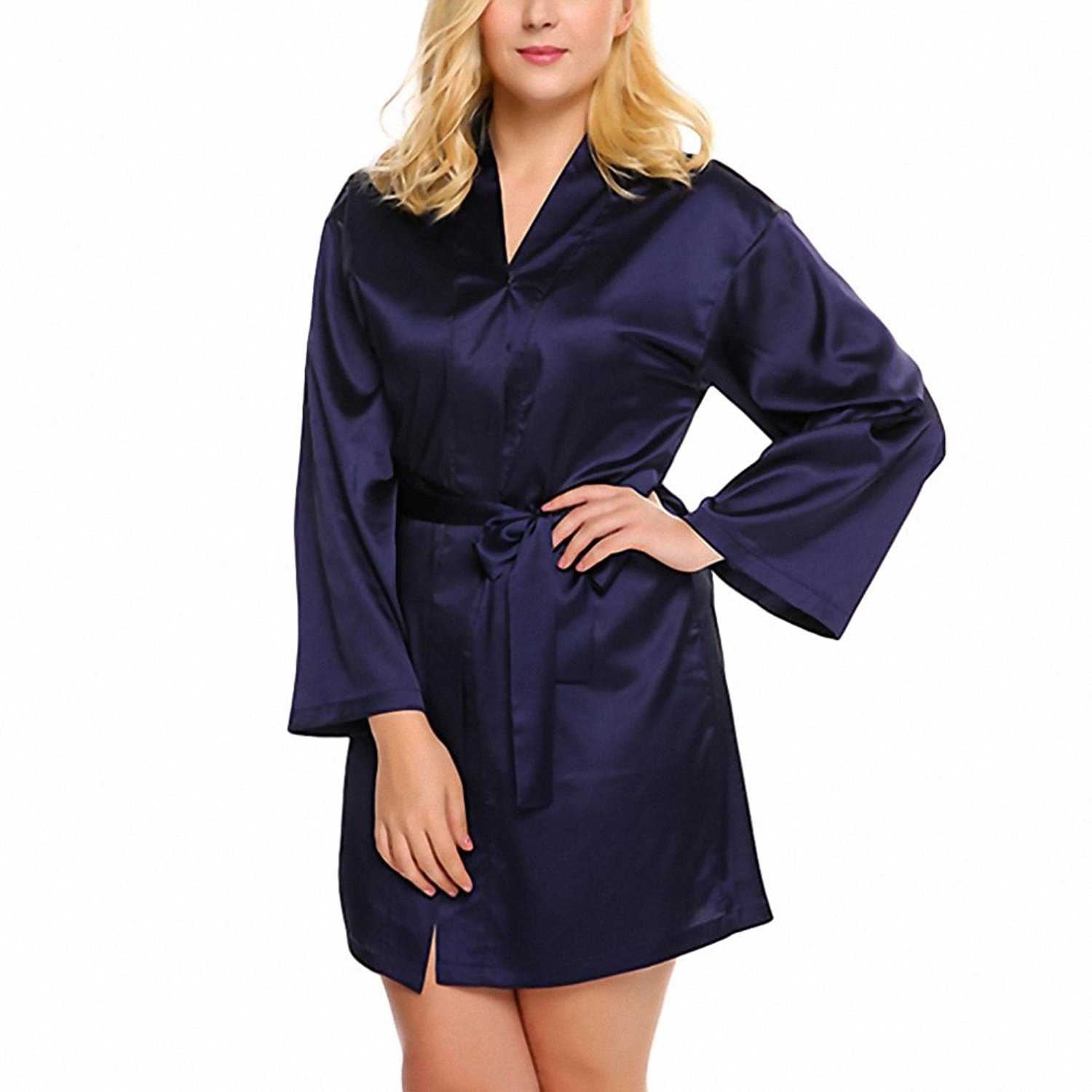 Cheap Plus Size Nightgown And Robe Set Find Plus Size Nightgown And