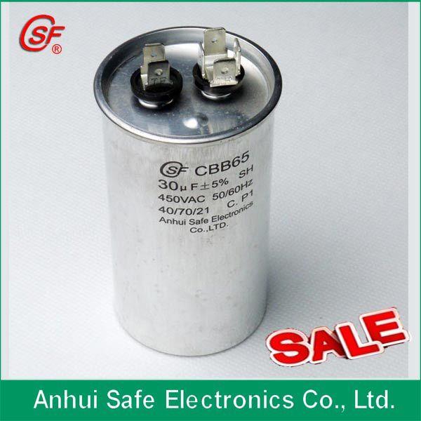 AC Motor Capacitor AC CBB65 Capacitors(id:9390385)  Buy