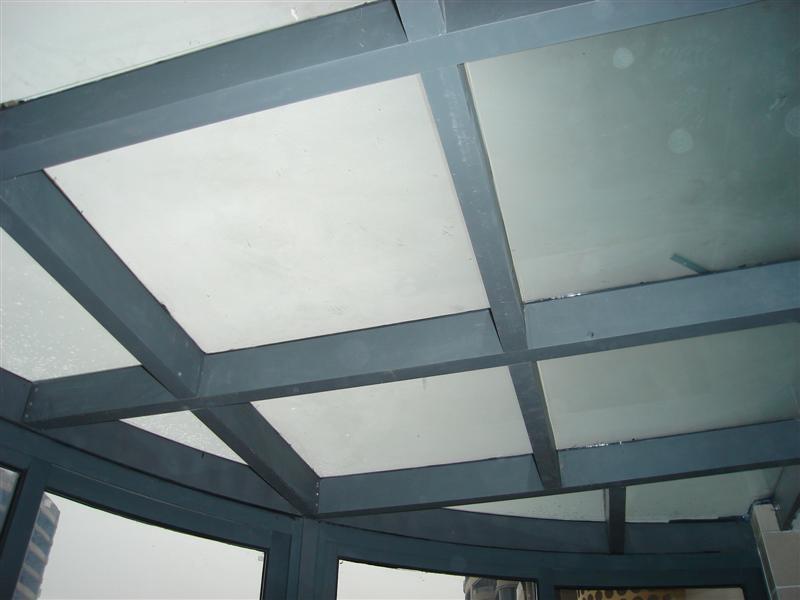 E Aluminiumrahmen Glasvorhangfassade Glas Fachwerkbalken Aluminium ...