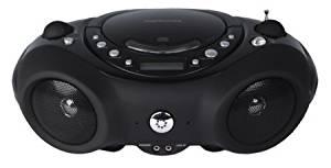 Safety Technology HC-BMBOX-W Cd-Boombox Camera Wired B-W