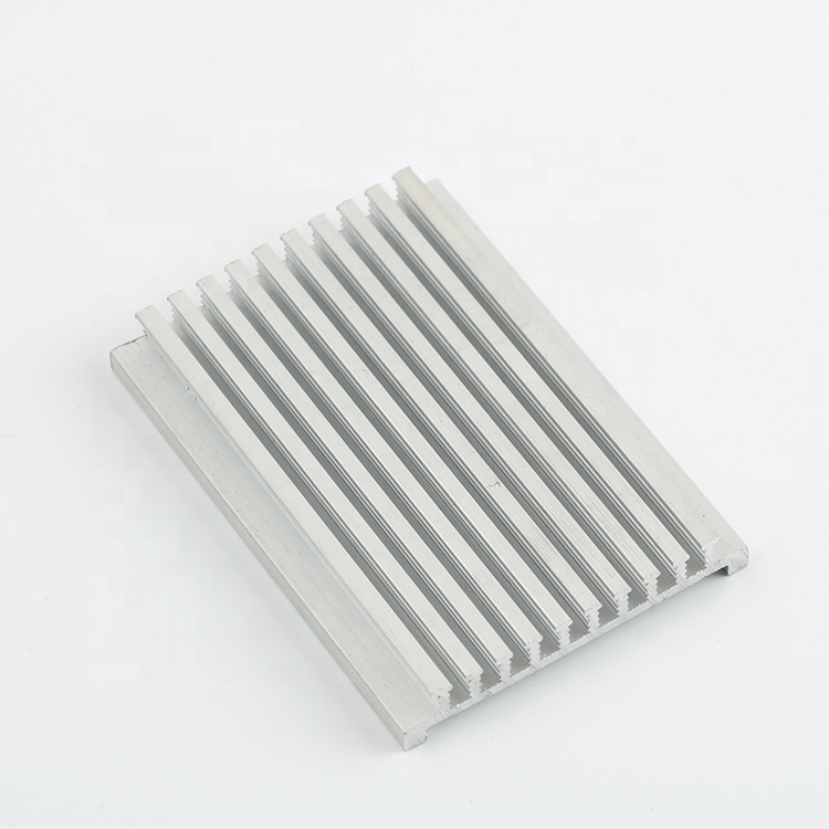 Custom metal fabrication profile Led heat sink <strong>aluminum</strong>
