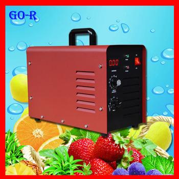 Portable Hotel Room Air Deodorizer Ozone Machine For Smoke Eliminator