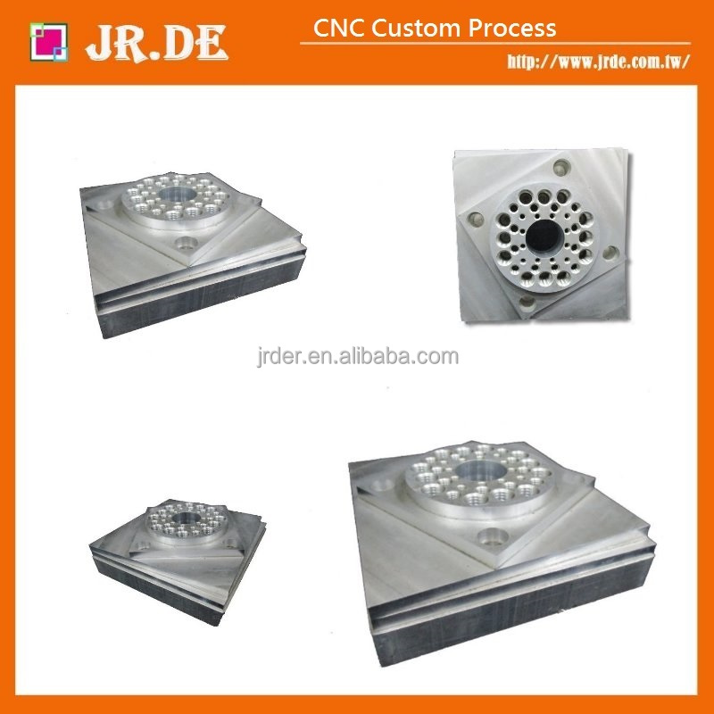 Aluminum CNC Machining Taiwan Professional cheap CNC fabrication parts