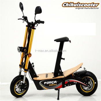 2016 New 2000w 60v Best 2 Wheel Folding Electric Scooter For S