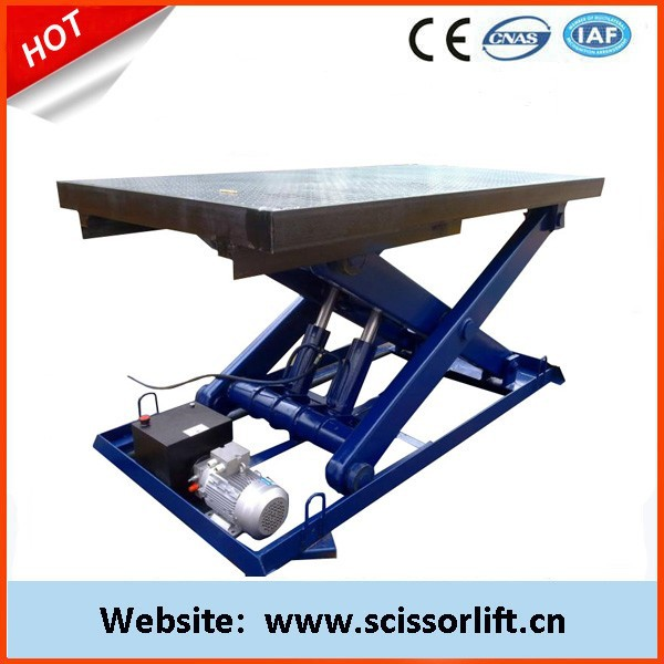 Work Hydraulic Lift Table Motorcycle Scissor China