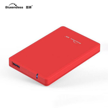 "Blueendless external hard disk drive 2.5 ""usb3.0 portable HDD 1 TB"