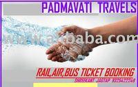 railway air bus tickets booking