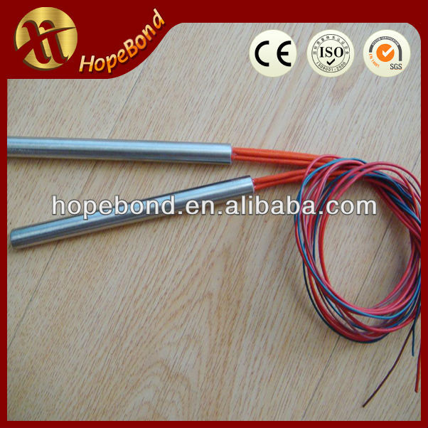 Cartridge Heater for Heating Cast Aluminum Plate