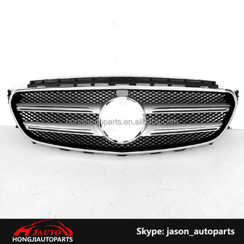 Auto Radiator Grille For Mercedes W213 E Cl A213 Front Grill A2138880223