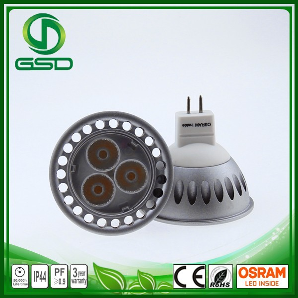 super bright white 12v auto led focus spot light