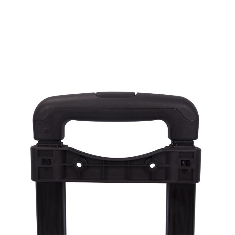 Easy-to-control retractable suitcase handle