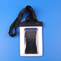 Wholesale phone Water proof protecting pouch for swimming