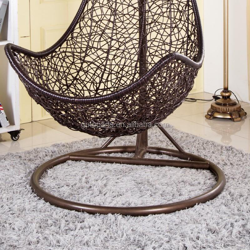 balan oire pour chambre simple fer de si ge fauteuil suspendu coussin inclus balan oire id de. Black Bedroom Furniture Sets. Home Design Ideas