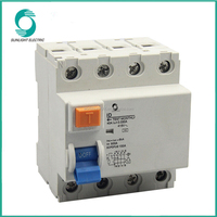 Buy 40a 4p 30ma rccb residual current circuit breaker in China on ...