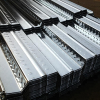 Galvanized Corrugated Decking Steel Metal Floor Decking Sheet Galvanized composite steel floor decking sheet for sale