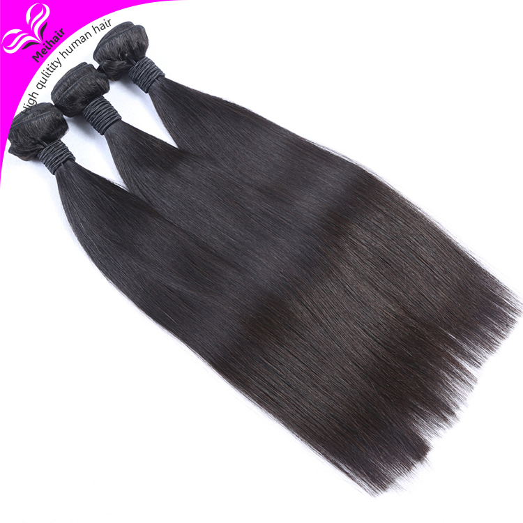 10A Full Cuticle Aligned 40 Inch Mink Brazilian Human Virgin Hair , High Quality 40 inch natural human hair фото