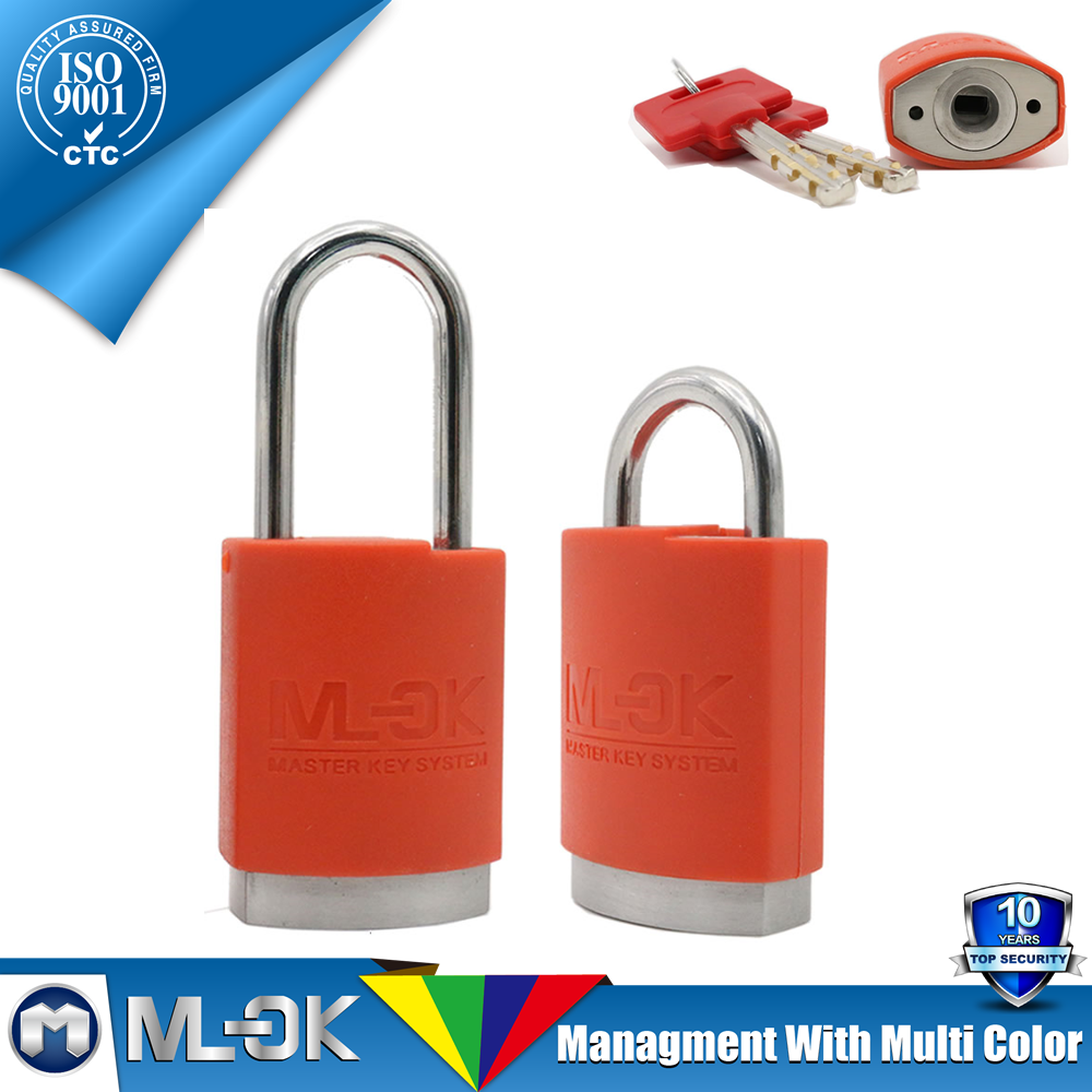 MOK locks W202/202L Aluminium padlocks railways airport ships and containers lock
