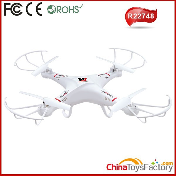 R22748 Big Drone 2.4G 4-Axis UFO Aircraft Quadcopter Headless RC Drone Plane