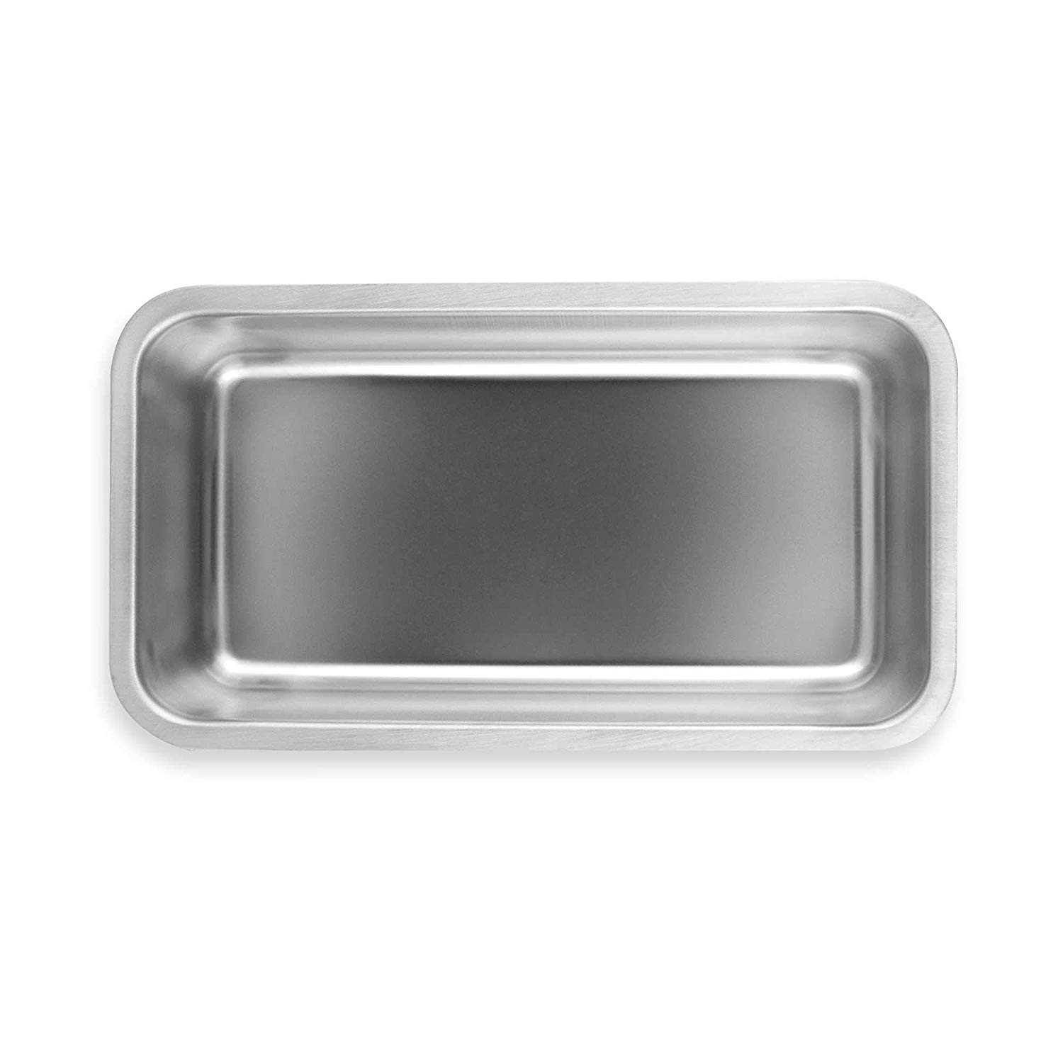 Stainless Steel Loaf Pan Run Fox