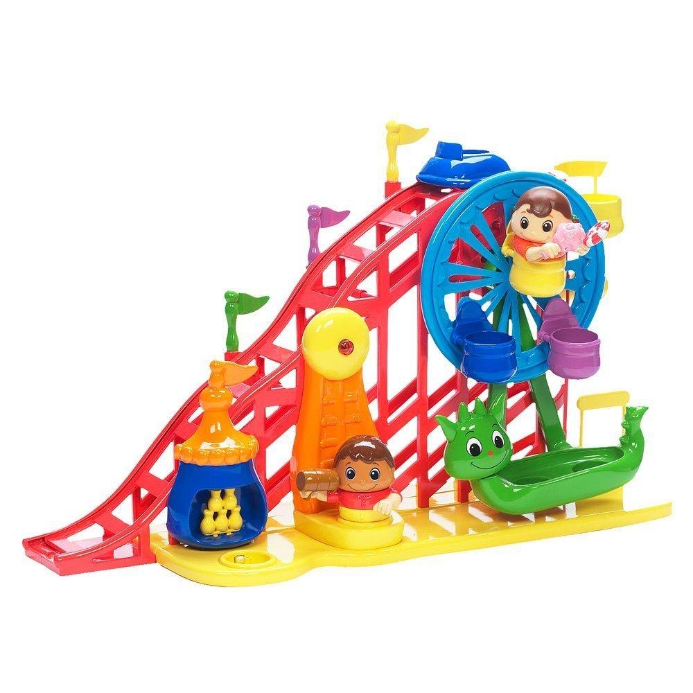 Pop On Pals - Amusement Park