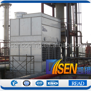 Closed Circuit Portable Water Cooling Tower Evaporator Condenser Water Cooler Industrial Fluids Cooling System Manufacturer