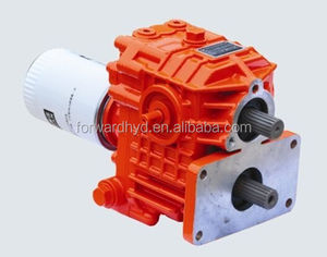 F-HPVMF-18-R-02 Hydrostatic Transmission for Combine Harvester,hydraulic system parts