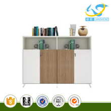 2017 Latest designs factory price concealed buffering office filing cabinet match with office table