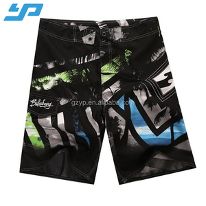 Custom design your own board shorts , summer funny men's surf board shorts