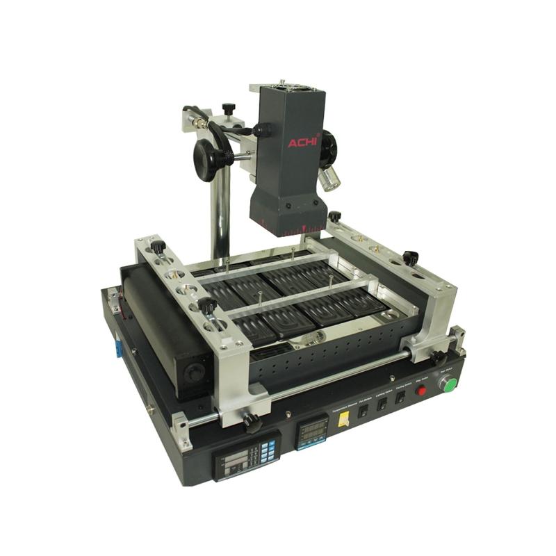 Infrarood ACHI IR-PRO-SC BGA Solderen Rework Station Voor Moederbord Chip PCB Gerenoveerd Reparatie Machine